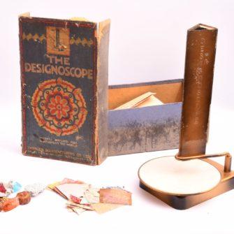 Le Designoscope kaléidoscope