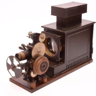 Chronoprojecteur pour film 35 mm