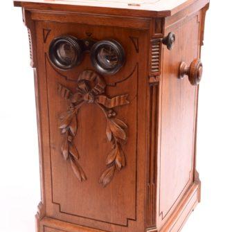 Stéréoscope de table. Louis XVI