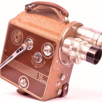 Caméra ETM  P 16