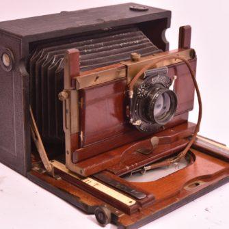 Chambre photographique 13×18 cm