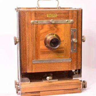Chambre photographique de studio Gilles-Faller
