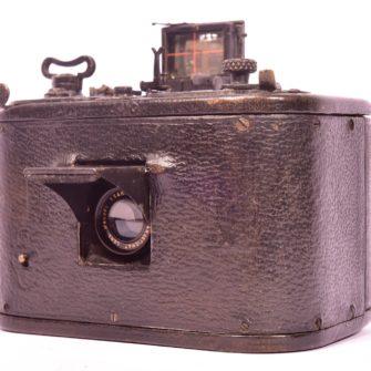 N°0 Graphic Camera Appareil photographique
