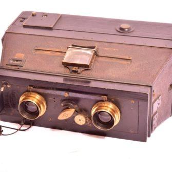 Mackenstein Jumelle stéréo-panoramique 8×18