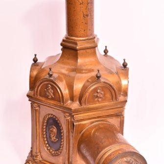 Lanterne magique Aubert Sainte Sophie