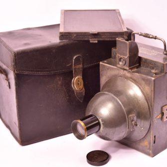 Le Photosphère 9×12 avec châssis à répétition Napoléon Conti