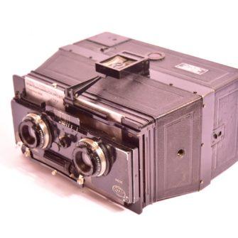 Gaumont Appareil de prise de vues Stéréospido 8×16