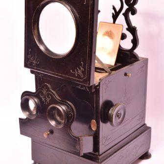 Stéréoscope Graphoscope Napoléon III
