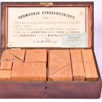 DUPIN L. INGENIEUR Géométrie stéréométrique