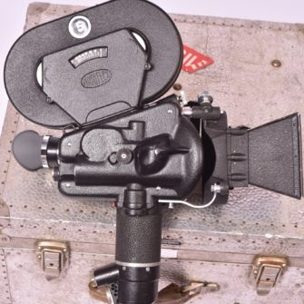 Caméra Cinématographique Arriflex IIC 35 mm