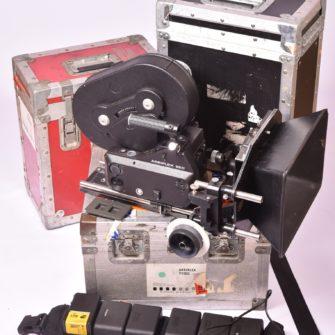 Caméra Cinématographique Arriflex III 35 mm