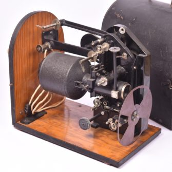 Projecteur cinématographique Ertel Werke