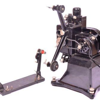 Projecteur cinématographique 17,5 cm Pathé Rural