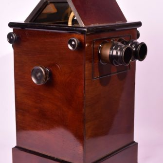 Stéréoscope de table pour deux personnes