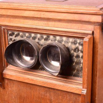 Stéréoscope de parquet Zion-Clément