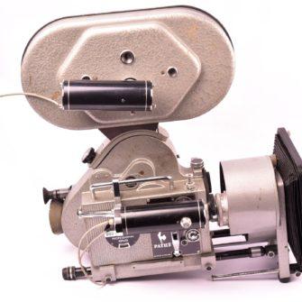 Caméra Pathé Webo DS8 BTL professionnelle reflex Modèle Double Super