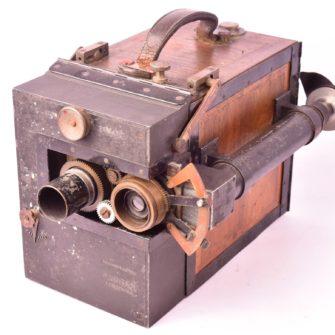 Camera cinématographique 35mm DEBRIE-WINTEN
