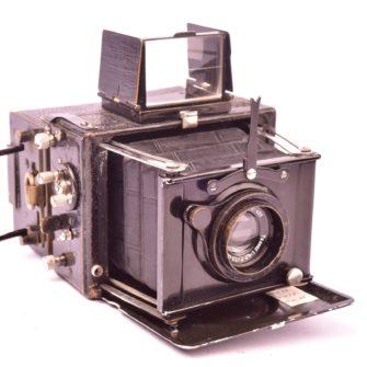 ERNEMANN Miniatur Klapp 4,5×6 Appareil photographique