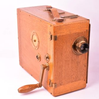 Movie camera Ernemann-Werke Kino II C