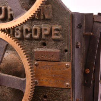 Chronoprojecteur URBAN BIOSCOPE Patent DEMENY