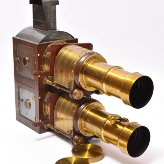 Bi-unial Magic Lantern