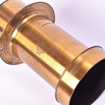 Rare Objectif Aplanétique Derogy 1500mm !