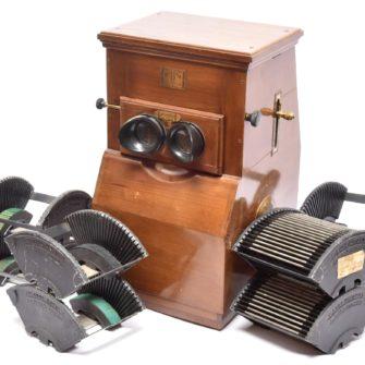 Stéréoscope Planox Rotatif