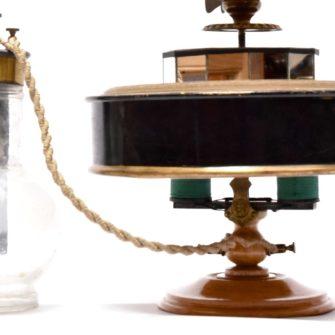 Praxinoscope électrique