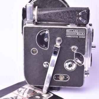 Caméra Paillard Bolex premier modèle H16