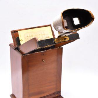 Underwood & Underwood stéréoscope à système