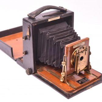 Lancaster » portable Instantograph » camera
