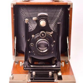 Chambre photographique tropicale 13x 18 Zeiss-Ikon « Tropica »