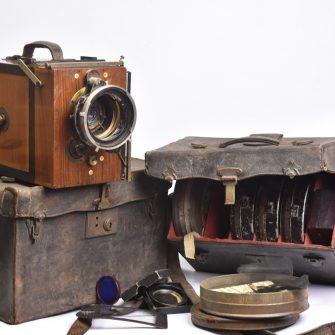 Caméra cinématographique 35 mm Debrie « Interview » Type « f »