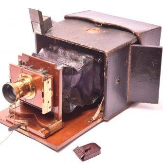 The Empress Folding Camera