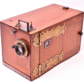 U.S. Cinematograph Company's « Cub Special »  Camera 35 mm
