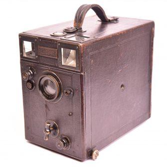 Appareil détective couleur Le Photochrome.