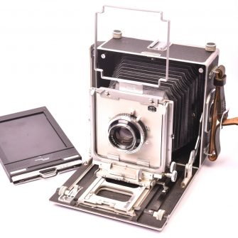 Chambre photographique MPP Micro Technical Camera 4×5 inches