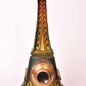 Lanterne magique Tour Eiffel par Louis Aubert
