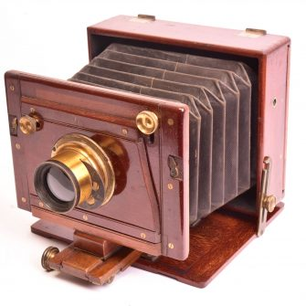 Rouch's Patent Camera Chambre photographique