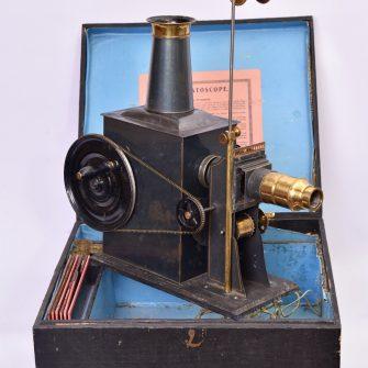Cinématoscope Jean Schoenner Circa 1900