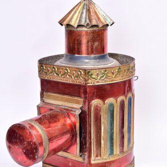 Lanterne magique Lapierre modèle « Riche »  49 cm !