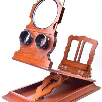 Stéréo-graphoscope anglais