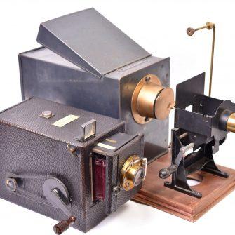 Le Citoscope de Max Hansen commercialisé par Georges Mendel