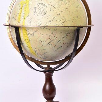 Globe céleste de l'abbé Théophile Moreux
