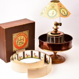 Praxinoscope d'Émile Reynaud