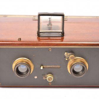 Le Lithloscope appareil photographique stéréoscopique