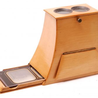 Stéréoscope DUBOSCQ-SOLEIL