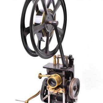 Chronoprojecteur 35 mm attribué à Étienne Mollier