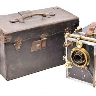 Caméra cinématographique «Parvo» série P