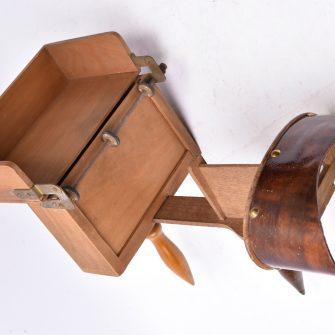 Stéréoscope de type Mexicain à réserve de vues
